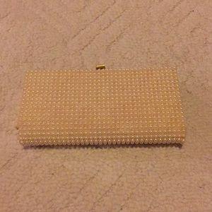 Handbags - Pearl Clutch